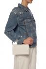 AllSaints 'Fetch' wallet on strap