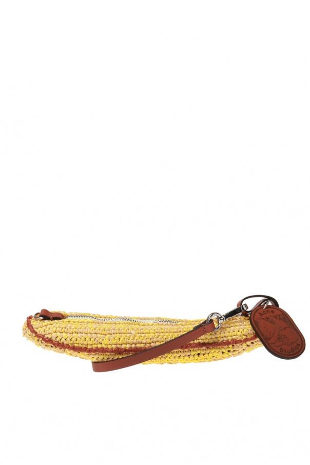 Acne 'Banana' shoulder bag