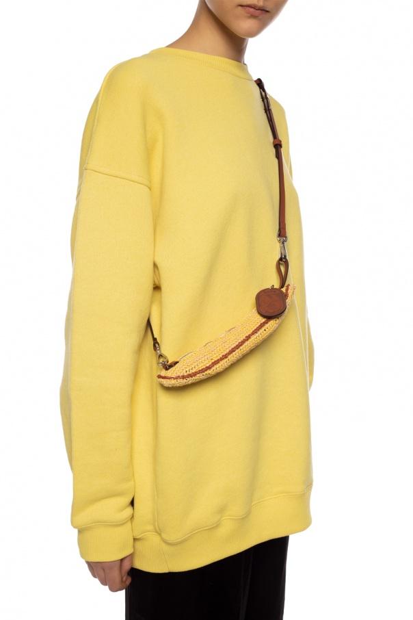 'banana' shoulder bag od Acne