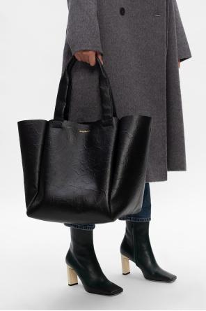 Leather hand bag od Acne Studios
