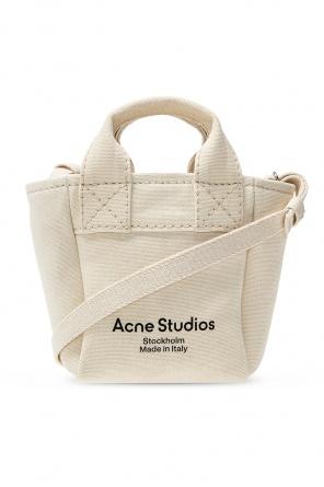 Logo-printed tote bag od Acne Studios