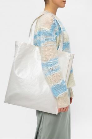Branded shopper bag od Acne Studios