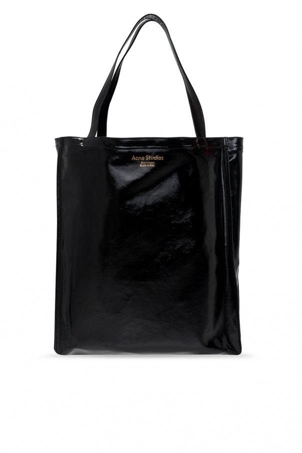 Acne Studios Branded shopper bag