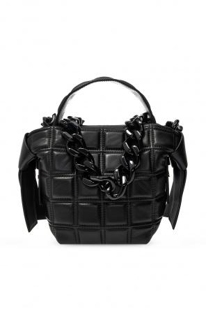 'musubi' shoulder bag od Acne