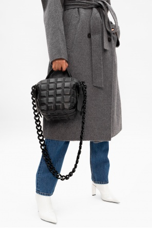 'musubi' shoulder bag od Acne
