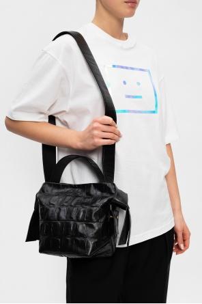 Branded shoulder bag od Acne Studios