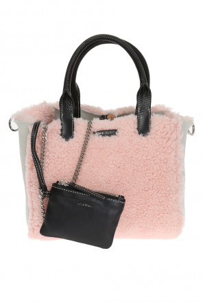 'for fur' shoulder bag od Diesel