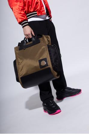 Logo-patched shopper bag od Moncler 'O'