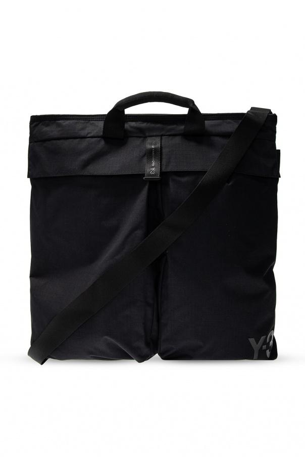 Y-3 Yohji Yamamoto Shoulder bag with logo