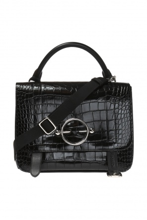 'disc satchel' shoulder bag od J.W. Anderson