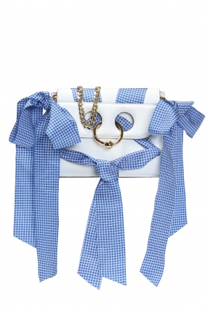 Shoulder bag with ribbon od J.W. Anderson