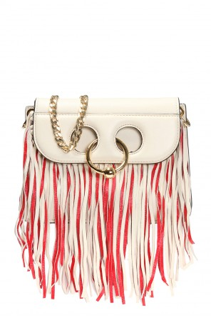 Fringed shoulder bag od J.W. Anderson
