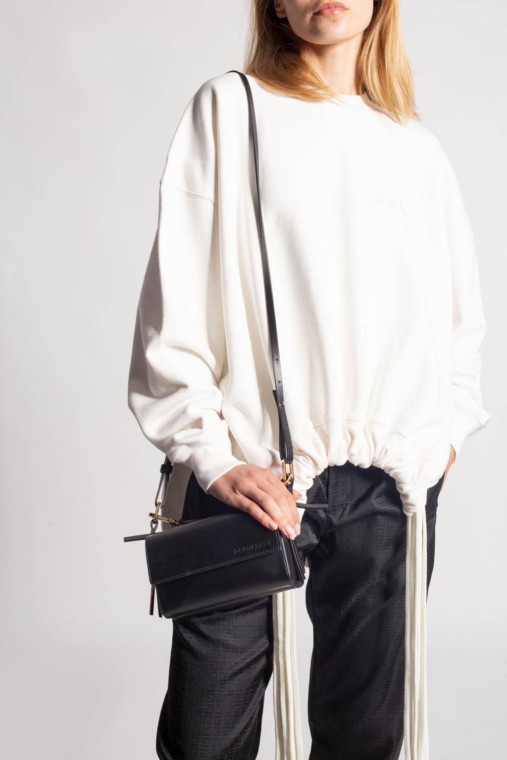 Dsquared2 Dwustronna torba na ramię