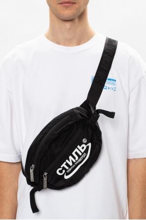 Branded belt bag od Heron Preston