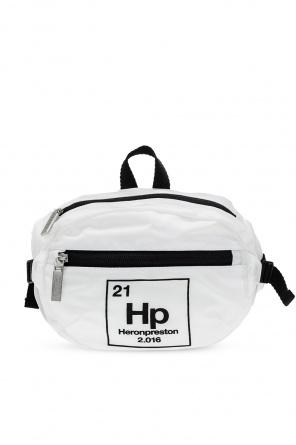 Belt bag with logo od Heron Preston