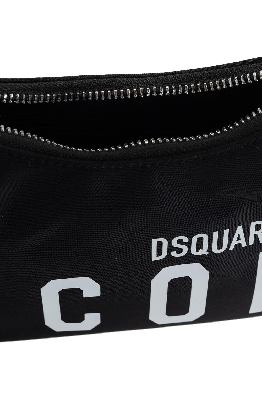 Dsquared2 logo单肩包
