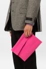 Issey Miyake Homme Plisse Pleated shoulder bag