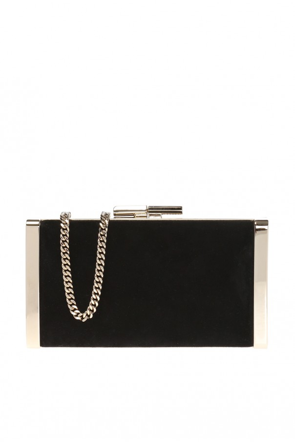 'j box' clutch od Jimmy Choo