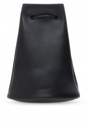 Shoulder bag with logo od JIL SANDER