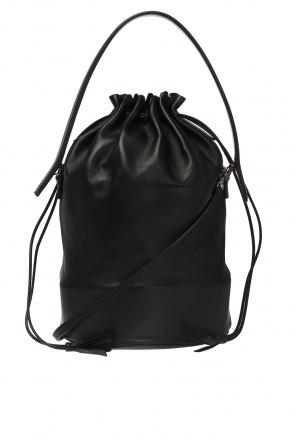 Logo shoulder bag od JIL SANDER