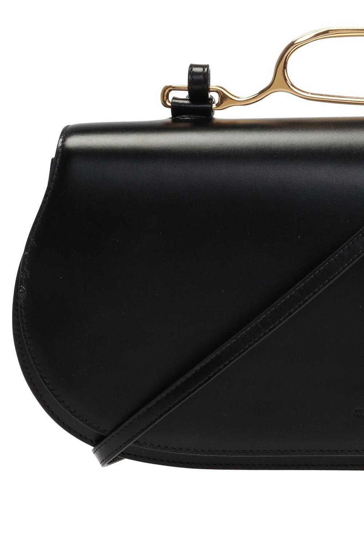 JIL SANDER Shoulder bag with logo