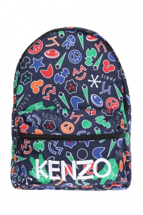 Patterned backpack od Kenzo Kids