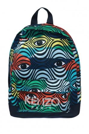 4c59038d6bf Patterned backpack od Kenzo Kids Patterned backpack od Kenzo Kids