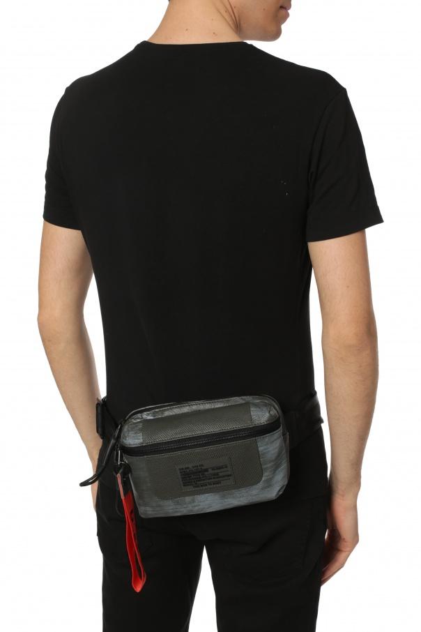 'l-tolle' belt bag with logo od Diesel