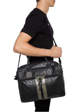 'l-zippover tote' holdall od Diesel