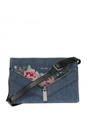 'le-misha' denim shoulder bag od Diesel
