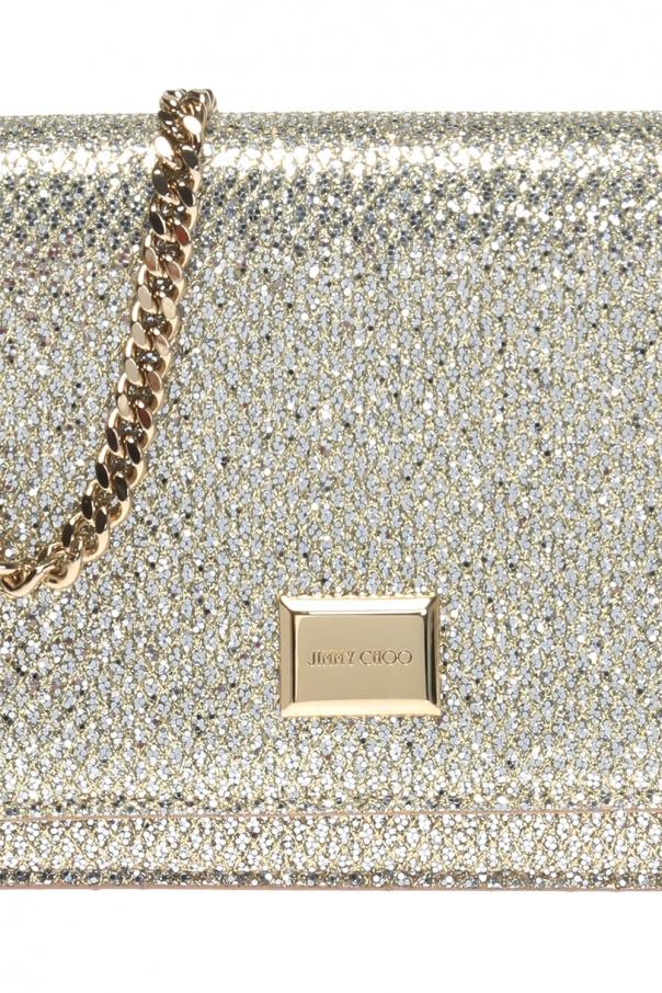 bf84fff506bd Lizzie  shoulder bag Jimmy Choo - Vitkac shop online