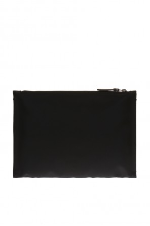 Embroidered clutch od Lanvin