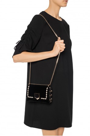 Embellished shoulder bag od Jimmy Choo