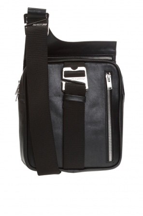 Shoulder bag with logo od MISBHV