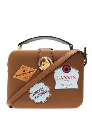 Branded shoulder bag od Lanvin