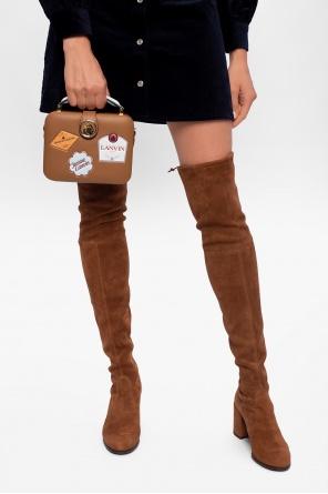 Branded shoulder bag od Lanvin
