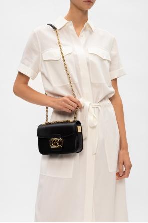 Logoed shoulder bag od Lanvin