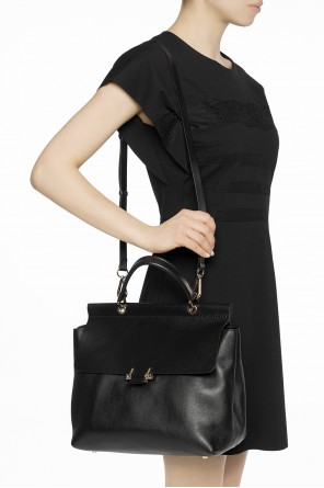 'essential' shoulder bag od Lanvin