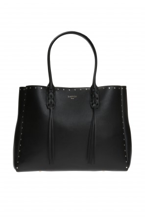 Shopper bag with studs od Lanvin