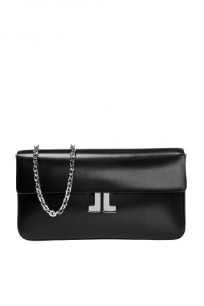 Clutch on removable chain od Lanvin