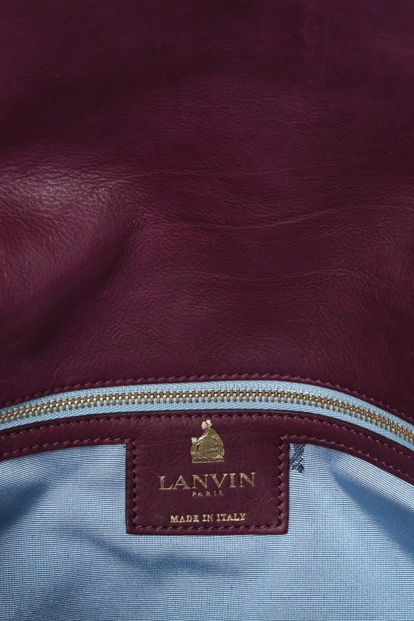 Torba na ramię 'happy medium' od Lanvin