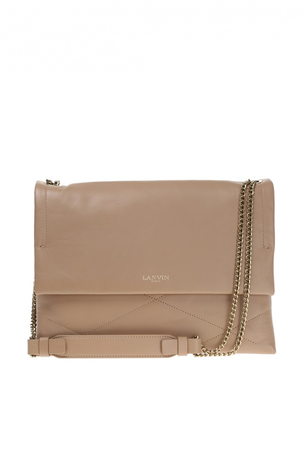 Leather Shoulder Bag Lanvin - Vitkac shop online 7949eeed86bac