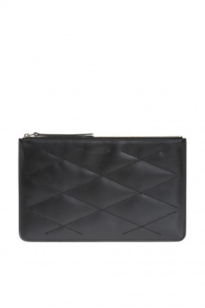 Quilted clutch od Lanvin