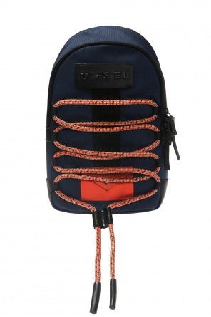 'm-cage mono' backpack for one shoulder od Diesel