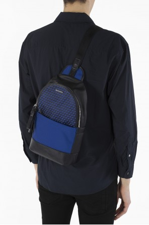 'm-move to' one-shoulder backpack od Diesel