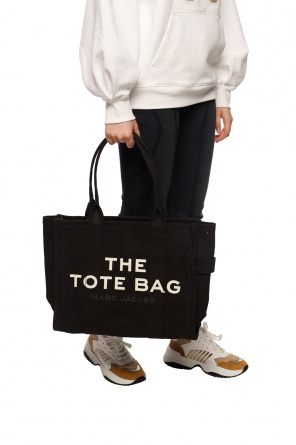 'the tote' bag with logo od Marc Jacobs