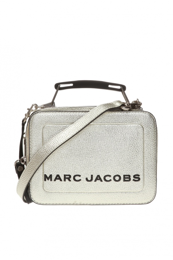 The Marc Jacobs 'Mini Box' shoulder bag