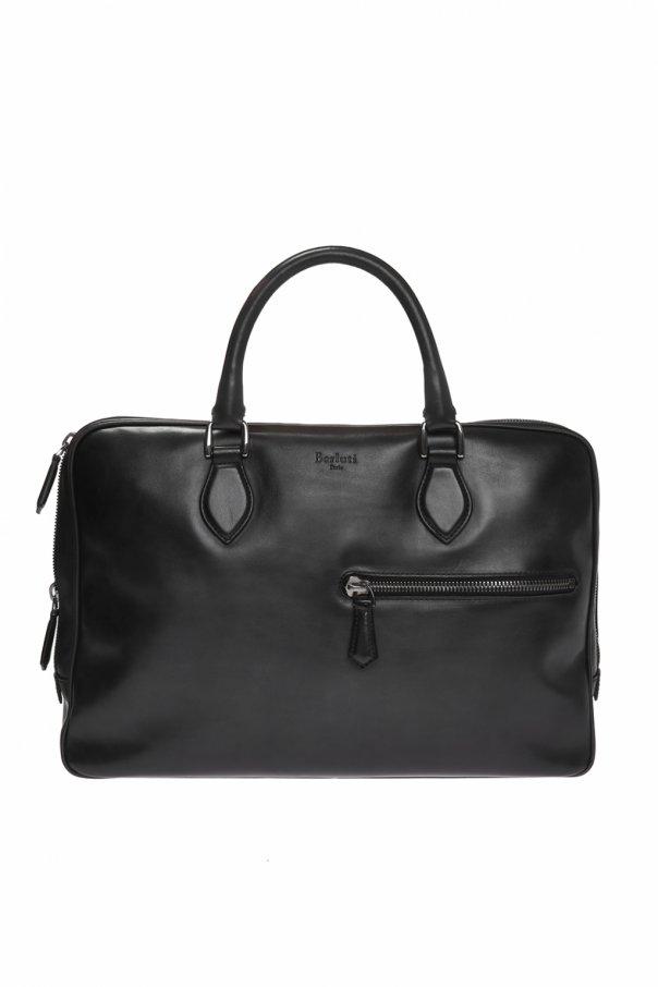 Berluti 'Grigio' hand bag