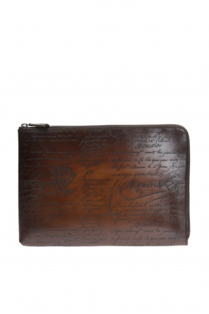 Nino leather document holder od Berluti