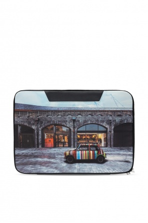 Patterned laptop bag od Paul Smith